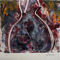 Monotype _ oil on arche paper _ 15 x 15  cm_ 2011