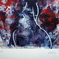 Monotipia _ óleo sobre papel arche_ 30 x 30 cm_ 2011