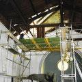 (0550) Sanierung der Kirche, 2002/3