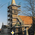 (0361) Neue Turmspitze und Sanierung der Kirche, 2002/3