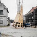 (0339) Neue Turmspitze und Sanierung der Kirche, 2002/3