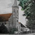 (0165/3) Kirche 1918