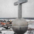 (0473) Neue Turmspitze und Sanierung der Kirche, 2002/3