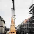 (0343) Neue Turmspitze und Sanierung der Kirche, 2002/3