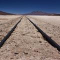 Gleise Uyuni-Calama I