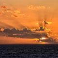 Sonnenuntergang bei Rerik