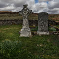 Friedhof St. Mary's Chapel Dunvegan, Isle of Skye