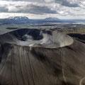 Hvertfjall-Krater am Myvatn