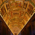 Galleria delle Carte Geografiche - Vatikanisches Museum