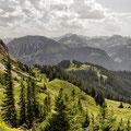Die Allgäuer Alpen