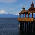 Frutillan-See und Osorno