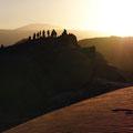 Sonnenuntergang im Valle de Luna I