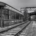 Landschaftspark Duisburg Bahnhof