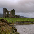 Ring of Kerry - Ballycarbery Castle