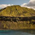 Am Blahylur Kratersee