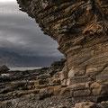 Elgol, Honeycomb Rock