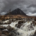 Glen Etive, Buchaille Waterfall