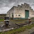 Tankstelle in Portnablagh (N55°10'25.3'', W7°55'38'') an der N56