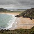 Rosses Strand auf der Halbinsel Rosgill (Ros Goil)