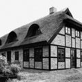 Fachwerkhaus auf Rügen I
