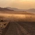 Morgenstimmung (auf dem Weg zum Grootbergpass)