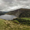 "Wicklow Mountains, Lough Tay (""Guinness""-Lake)"