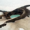 Viti-Krater in der Askja-Caldera