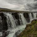 Kolugjufur Wasserfall
