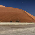 Die Dünen im Namib Naukluft Park 1
