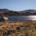 Arcle Cottage am Loch Stack
