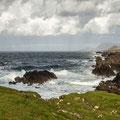 Cloghmore Cliffs am Achill Drive