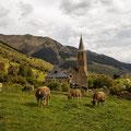 Baqueira - (span. Pyrenäen)  Kloster Montgarri