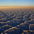 Der Salzsee Uyuni und wir