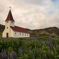 Kirche in Vik