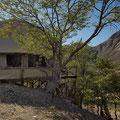 Khowarib-Lodge - unser Zeltbungalow