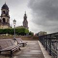 Dresden bei Regen am Tag II