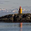 Leuchtturm Insel Flatey