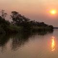 Okavango bei Rundu