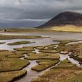 Salt Flats bei Northton, Westküste Isle of Harris