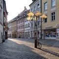 Morgens um 7 ist die Welt noch in Ordnung in Bamberg