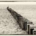 aufs Meer hinaus