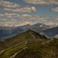 Karnischer Höhenweg; von der Sillaner Hütte nach Norden