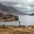 Glenfinnan Monument, Lake Shielt