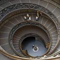 Vatikanisches Museum - Treppe von Guiseppe Momo I