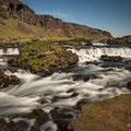 Fossalar Wasserfälle