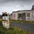 Tankstelle bei Carrigart (N55°09'55.5'', W7°48'05.7'') an der R245