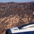 Unter uns die Atacama