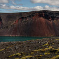 Ljotipollur Kratersee
