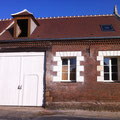 Création des fenêtres sur la rue et d'un nouveau portail bois automatique