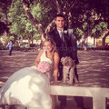 WEDDING DOG SITTER SICILIA